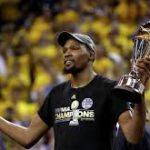 "Форвард ""Голден Стэйт"" Дюрэнт признан MVP финальной серии НБА"
