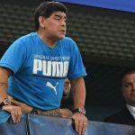 Марадона рассказал, что с ним случилось на матче Нигерия - Аргентина