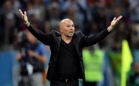 Футболисты сборной Аргентины взбунтовались против тренера