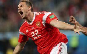 Сборная России обыграла Египет и вышла в плей-офф ЧМ-2018