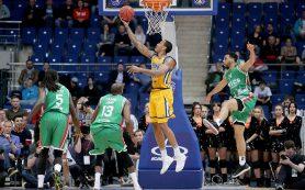 «Химки» — второй финалист баскетбольной Единой лиги