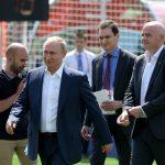 Глава ФИФА: ЧМ-2018 меняет представление о России