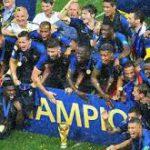 Сборная Франции становится чемпионом мира спустя 20 лет