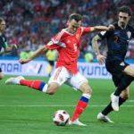 Голы Дзюбы и Черышева номинированы на звание лучших на ЧМ-2018
