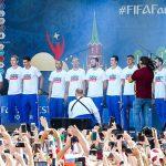 Россияне назвали лучших футболистов сборной на ЧМ-2018