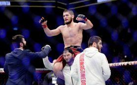 Боец UFC Нурмагомедов вызвал ирландца Макгрегора на поединок