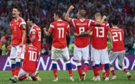 Сборная России признана лучшей командой ЧМ по игре в обороне