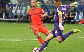 ЦСКА сыграл вничью с «Крыльями Советов»