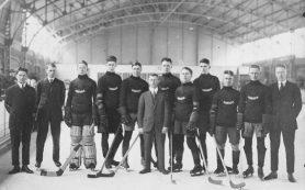 Чемпионат мира по хоккею с шайбой 1936 года.