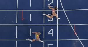 Швейцарская бегунья Шпрунгер завоевала золото ЧЕ на дистанции 400 м с барьерами