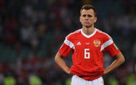 Денис Черышев вернулся в «Валенсию»