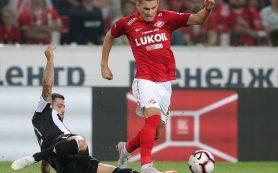 «Спартак» сыграет на групповом этапе Лиги Европы