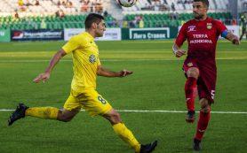 «Уфа» вышла в следующий раунд квалификации Лиги Европы