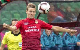 «Уфа» проиграла «Рейнджерс» в матче Лиги Европы