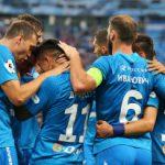 """""""Зенит"""" одержал четвертую победу подряд в Премьер-лиге"""