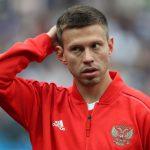 Федор Смолов признался, что управлял попавшим в ДТП авто