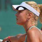 Софья Жук вышла во второй раунд квалификации US Open