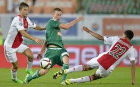 «Спартак» проиграл венскому «Рапиду» в матче Лиги Европы