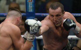Лебедев отправил Алтункая в нокаут в третьем раунде