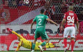 «Спартак» потерпел первое поражение в нынешнем розыгрыше РПЛ