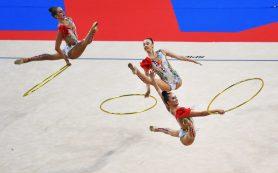 Сборная России блестяще выступила на чемпионате мира в Софии