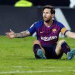 """""""Барселона"""" упустила лидерство в чемпионате Испании"""