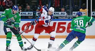 ЦСКА переиграл «Салават Юлаев» и продлил победную серию в КХЛ до шести матчей