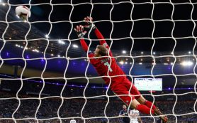 Сборная Германии проиграла шестой матч в году