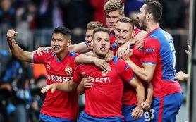 УЕФА завел дело на ЦСКА после матча ЛЧ с «Реалом»