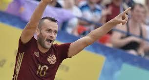 Сборная России разгромила команду США на Межконтинентальном кубке по пляжному футболу