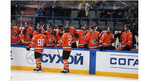 «Амур» прервал серию из четырех поражений в КХЛ