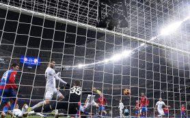 ЦСКА проиграл чешской «Виктории» и вылетел из Лиги чемпионов