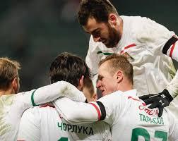 «Локомотив» обыграл «Рубин» в первом матче 1/4 финала Кубка России