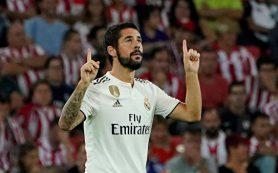 «Реал» вновь разгромил «Мелилью» и вышел в 1/8 финала Кубка Испании