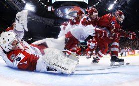 Россия начала молодежный ЧМ по хоккею с победы над Данией