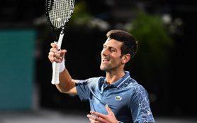 Джокович вышел в полуфинал Australian Open после отказа Нисикори