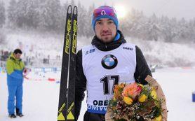 Логинов открыл счет победам в личных гонках в Кубке мира