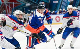 Ледовое побоище: хоккеисты устроили жестокую драку в матче МХЛ