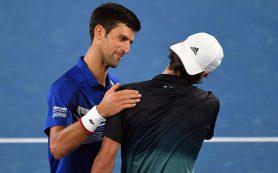 Джокович сыграет с Надалем в финале Australian Open