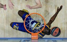 «Химки» начали второй круг баскетбольной Евролиги с крупной победы
