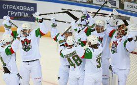 Команда дивизиона Чернышева выиграла Матч звезд КХЛ