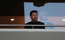 «Атлетико» продлил контракт с Симеоне до 2022 года