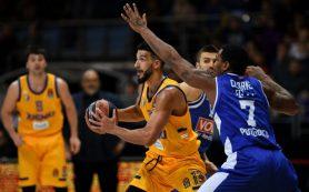 «Химки» победили «Будучность» в баскетбольной Евролиге