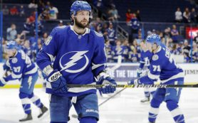 Кучеров обновил личный рекорд по очкам за сезон в НХЛ
