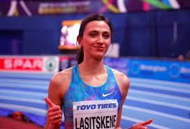 Ласицкене поборется за медали в Глазго