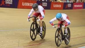Россияне взяли две медали чемпионата мира на треке