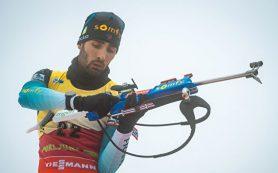 Фуркад выступит за сборную Франции в смешанной эстафете на ЧМ