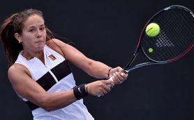 Дарья Касаткина вылетела из топ-20 рейтинга WTA