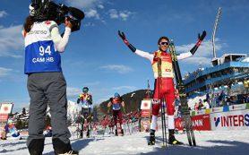 Риибер завоевал золото в лыжном двоеборье на чемпионате мира