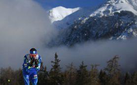 Казахстанский лыжник Полторанин освобожден из-под ареста в Австрии